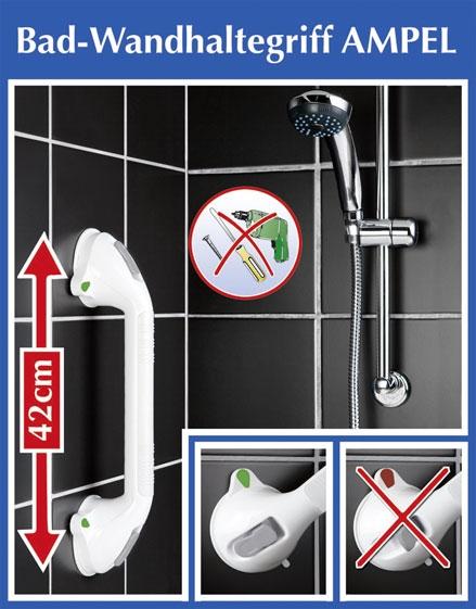 wannengriff sauggriff haftgriff duschgriff haltegriff halterung badewanne dusche ebay. Black Bedroom Furniture Sets. Home Design Ideas