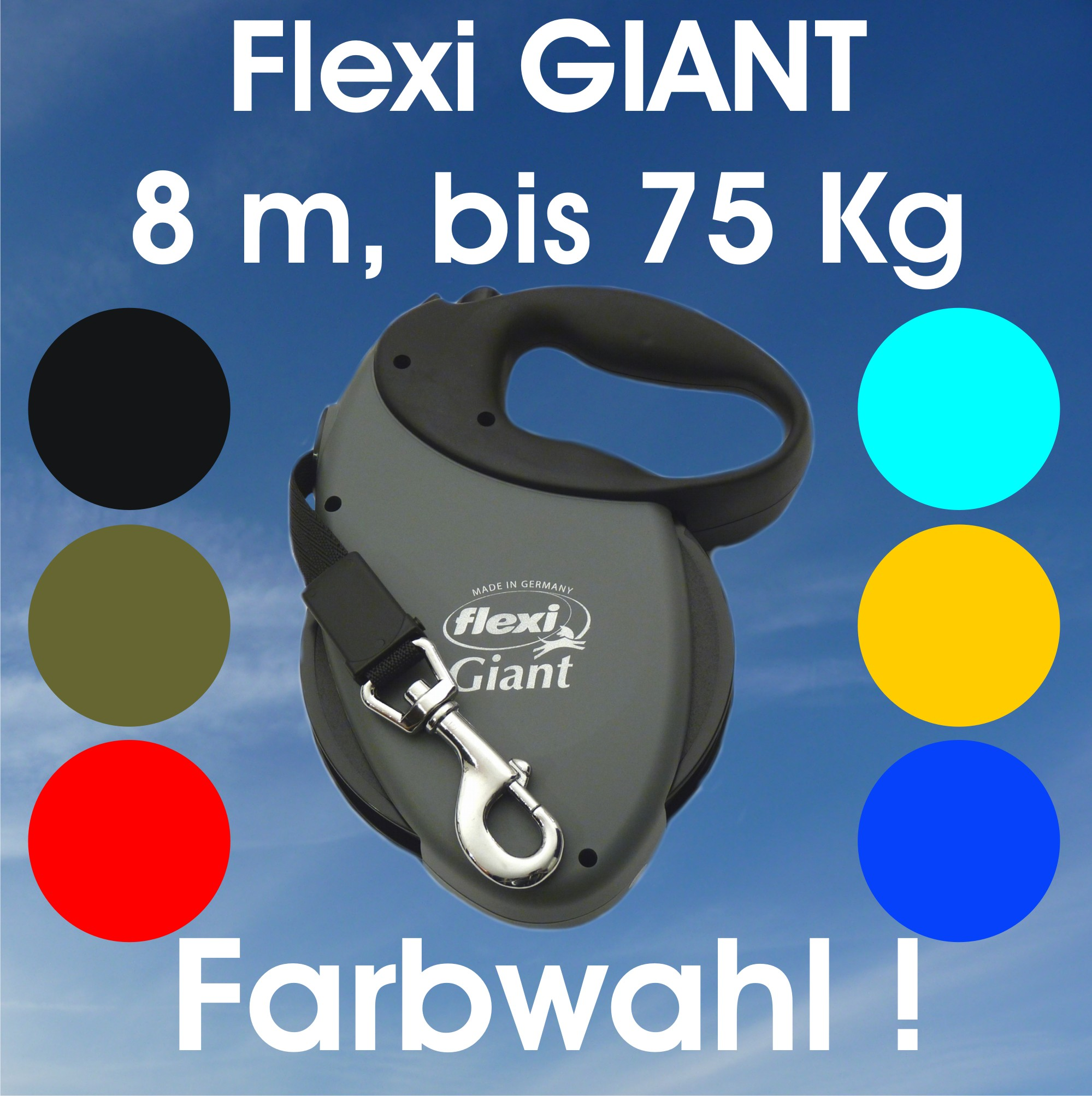 Flexi Giant 8m