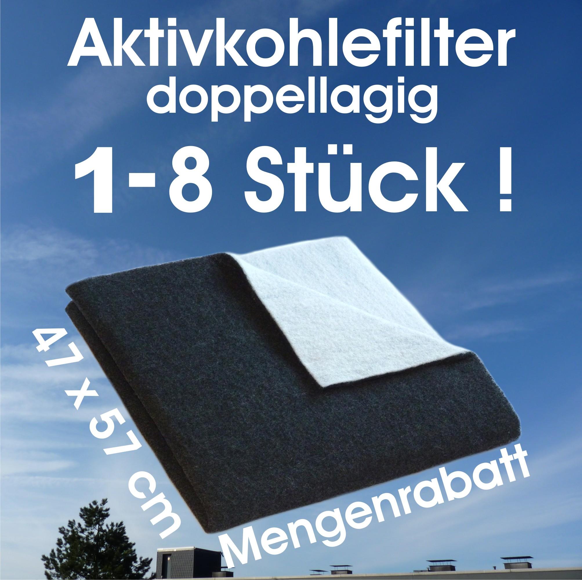 6x fettfilter f r dunstabzugshaube dunst fett filter. Black Bedroom Furniture Sets. Home Design Ideas